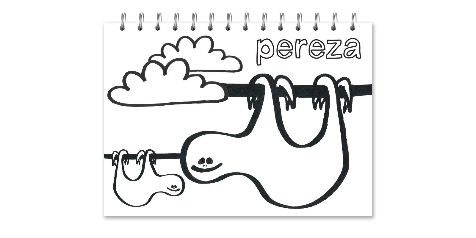 Animalitos Venezolanos - Cuaderno Para Colorear | Claudia Parra Gabaldón